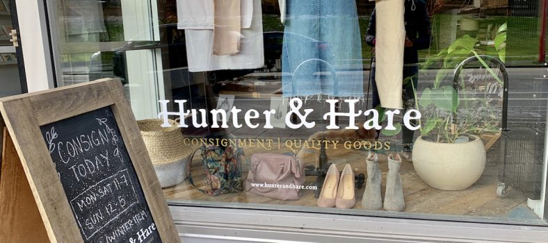 Hunter and Hare Vancouver Consignment Store