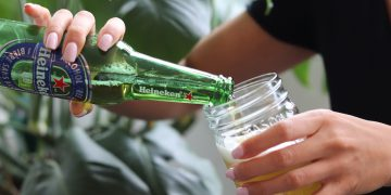 heineken 0.0 alcohol free beer review