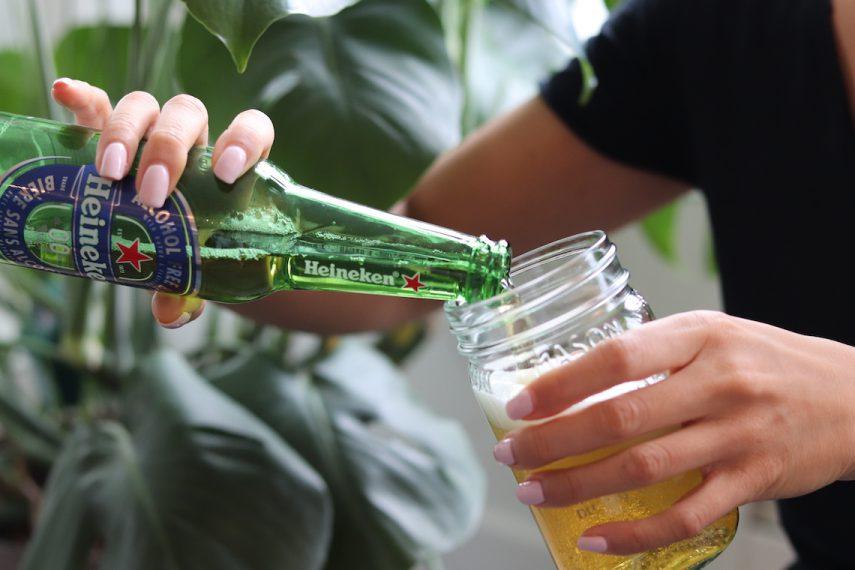 heineken 0.0 alcohol free beer review