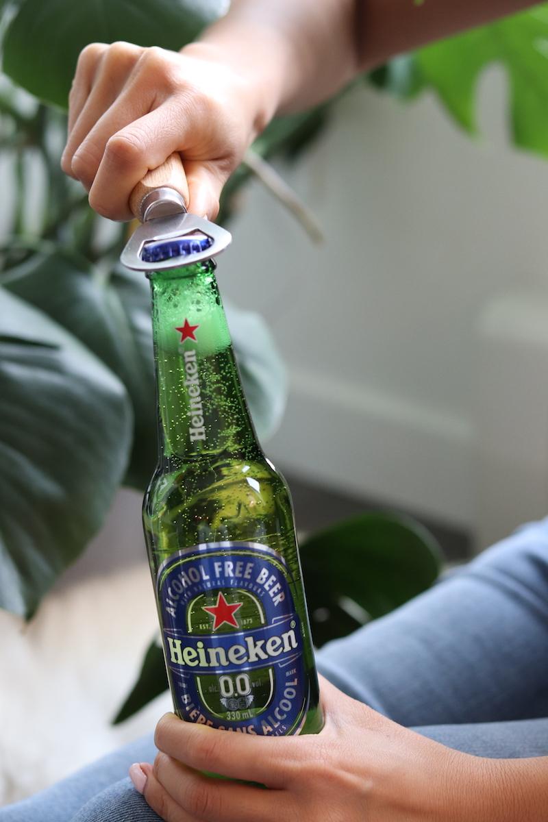 Heineken 0.0 Alcohol Free Beer