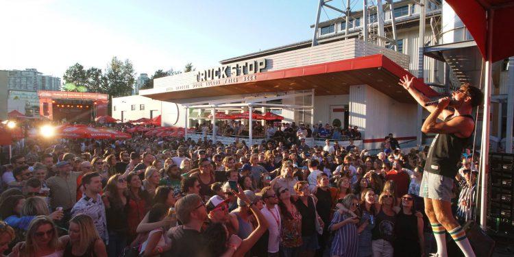 Red Truck Beer: Truck Stop Concert Series 2019