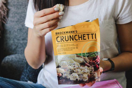 Vancouver chocolates brockmann's crunchetti