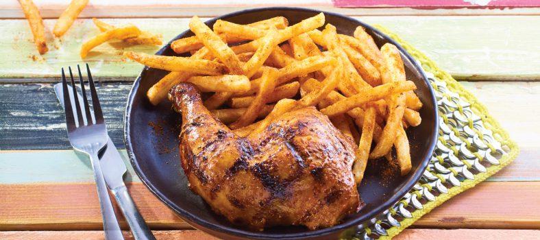 Nando's Chicken and Peri Peri Fries
