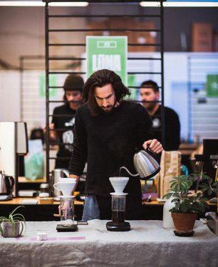 Luna Coffee at Beanstock Coffee Festival