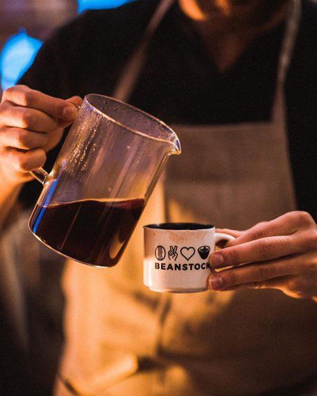 beanstalk coffee festival