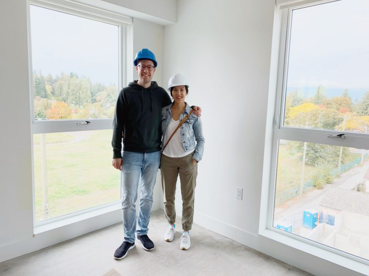 New homebuyers in Vancouver