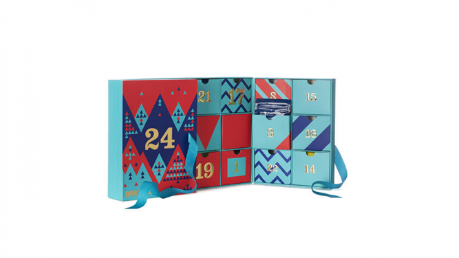 DavidsTea 2019 Advent Calendar