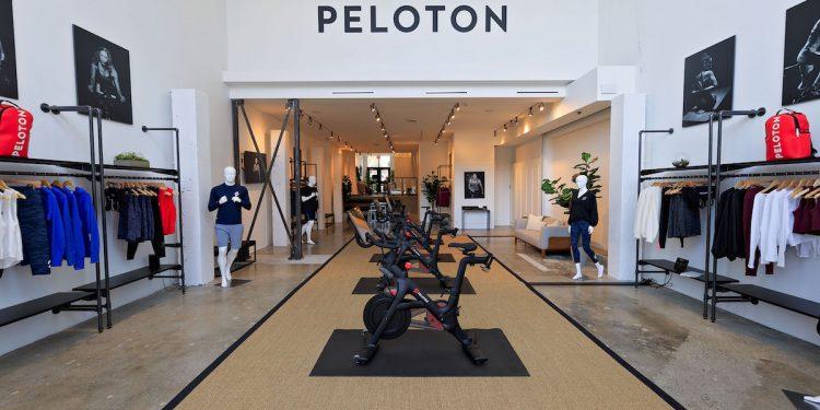 Peloton Vancouver Showroom