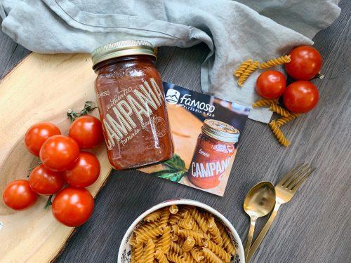 famoso Campania tomato sauce