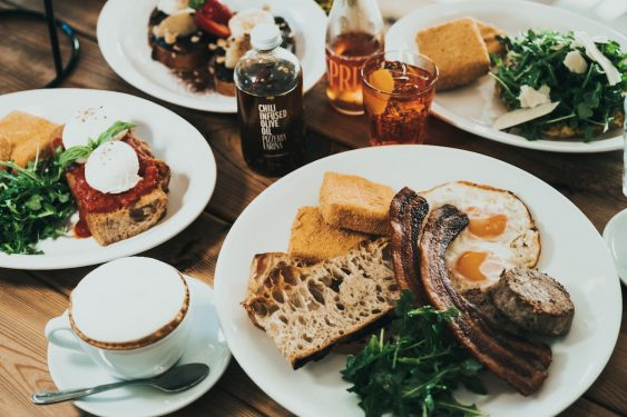 Farina A Legna North Vancouver Lonsdale Weekend Brunch