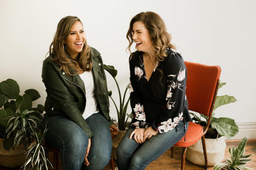 Tarina and Kelly of SAY Events Company