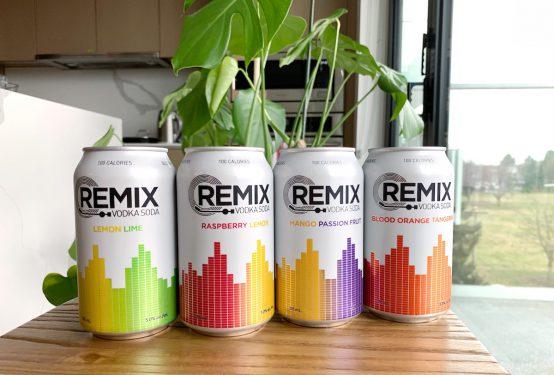 remix vodka soda