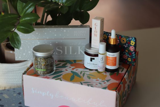 Simply Beautiful Subscription Box Spring 2020