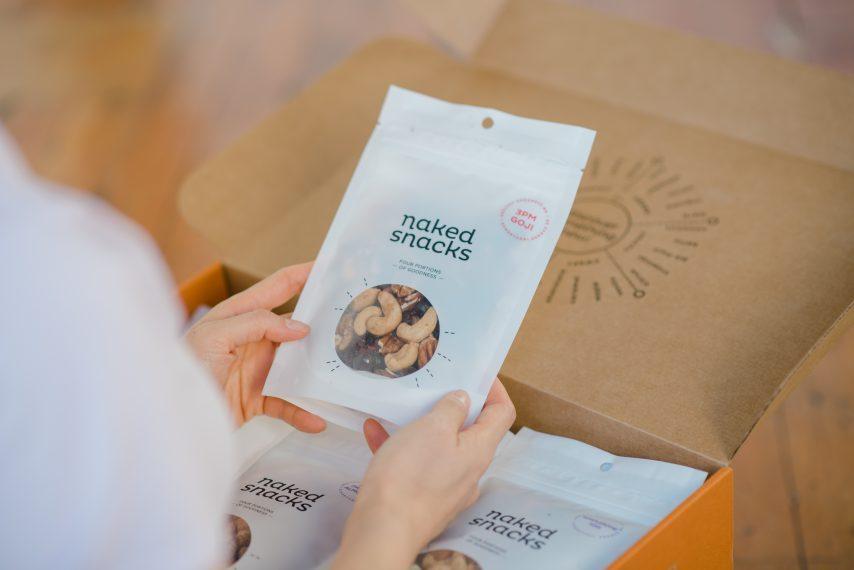 Naked Snacks Gift Box