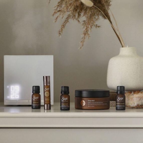 Saje Wellness essential oils