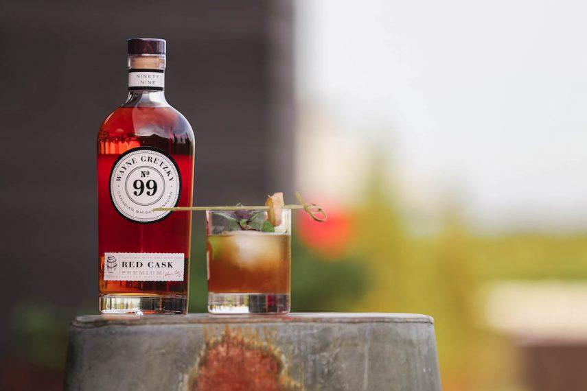 Wayne Gretzky Distillery Red Cask Whisky