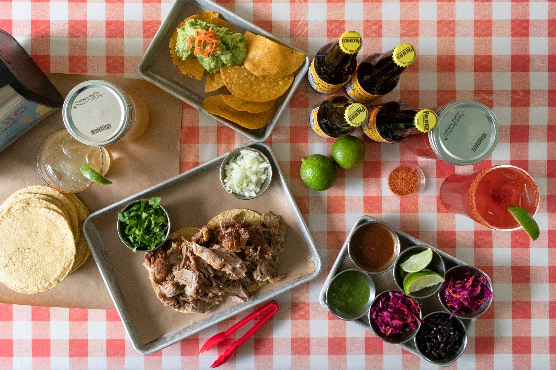Chanocho Tortilleria Taco Kit