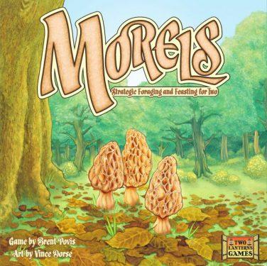 Morels Board Game
