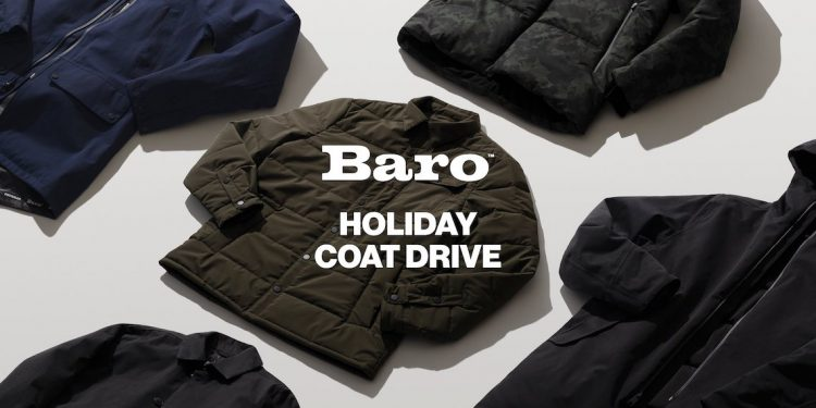 Baro Holiday Coat Drive