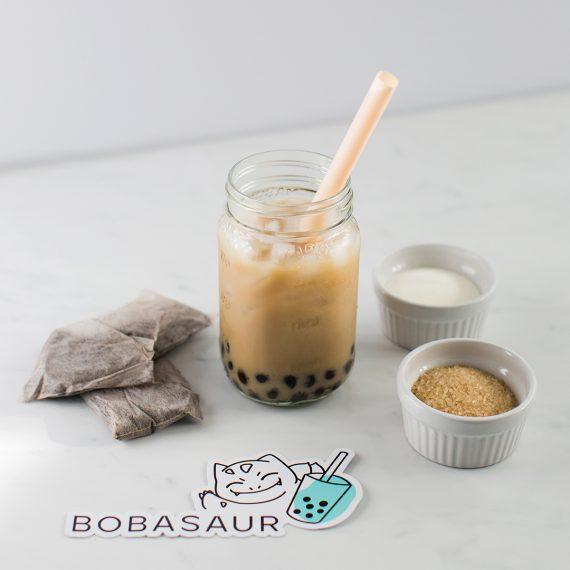 Bobasaur Vancouver DIY Bubble Tea Kit
