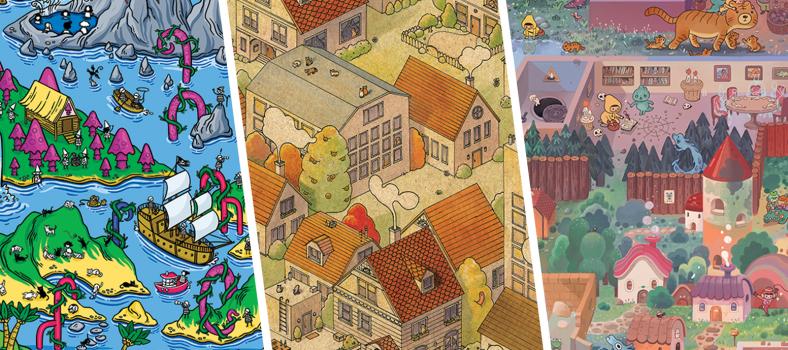 The Magic Puzzle Company