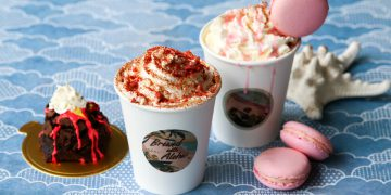 hot chocolate drinks at honolulu coffee vancouver hot chocolate festival 2021