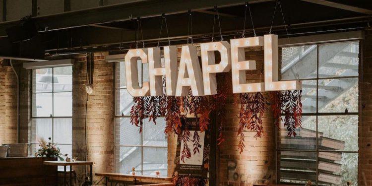 pop up chapel co
