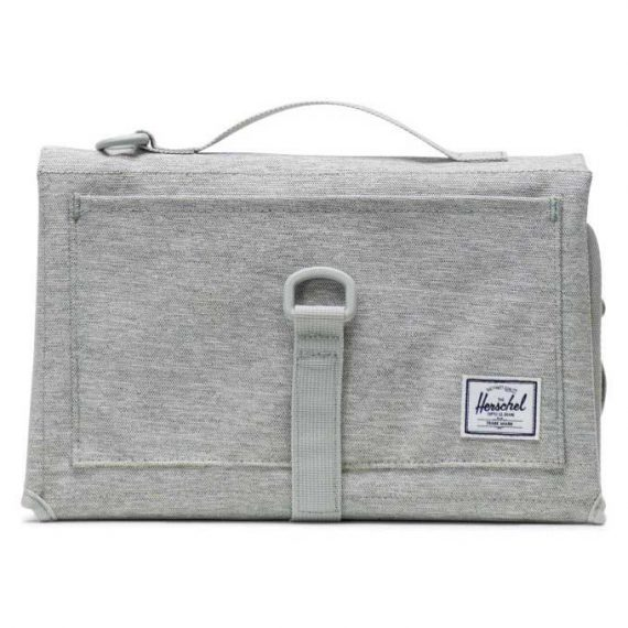 Herschel Supply Co. Sprout Portable Change Mat in Grey
