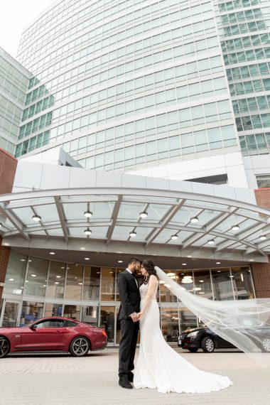 hilton metrotown wedding package