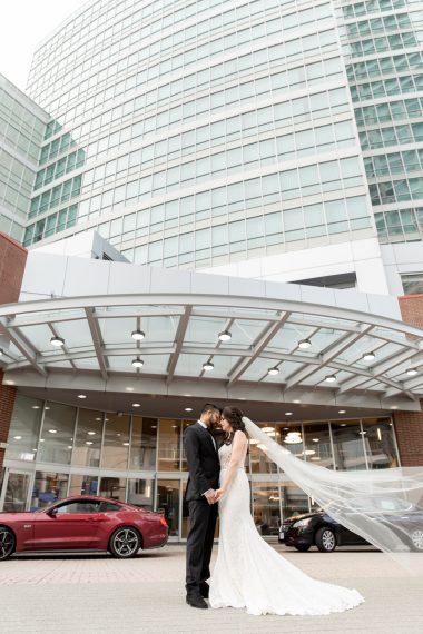 hilton metrotown wedding package