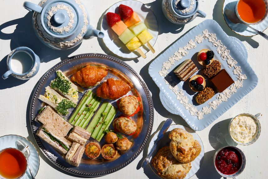 Savoury City Mother's Day Afternoon Tea