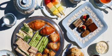 Savoury City Mothers Day Afternoon Tea