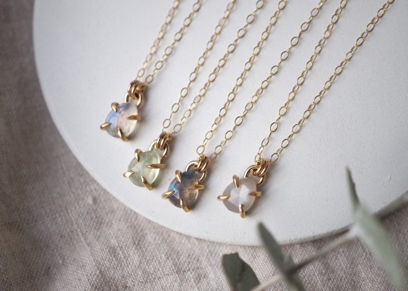 LanaBetty Libra Layering Necklaces