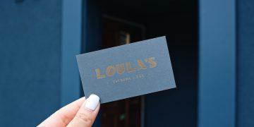 Loulas Taverna Greek Restaurant Commercial Drive