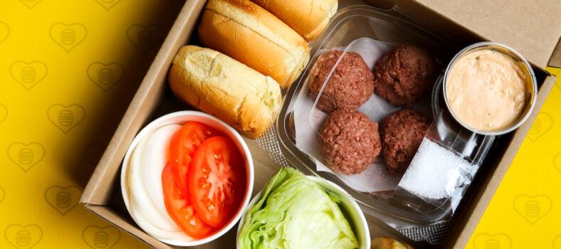burgerland smash up burger kit impossible burger