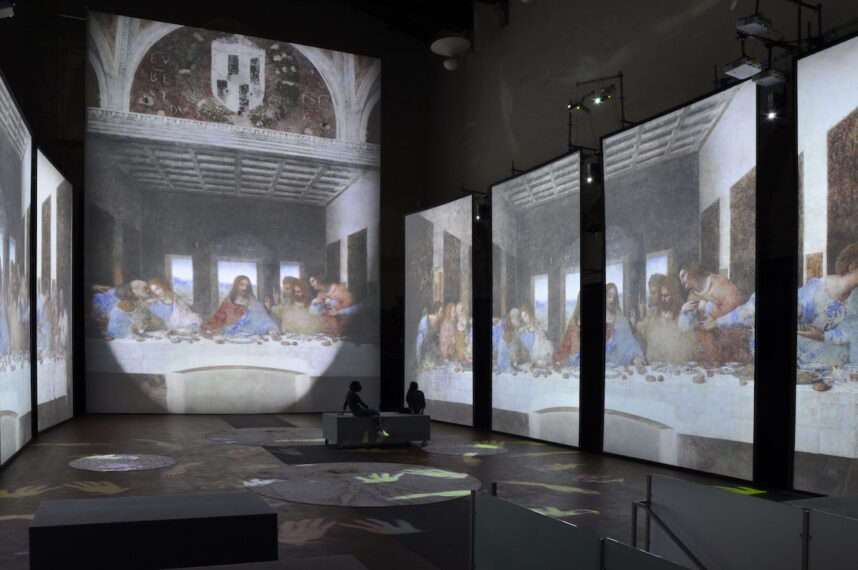 Da Vinci Exhibit Vancouver