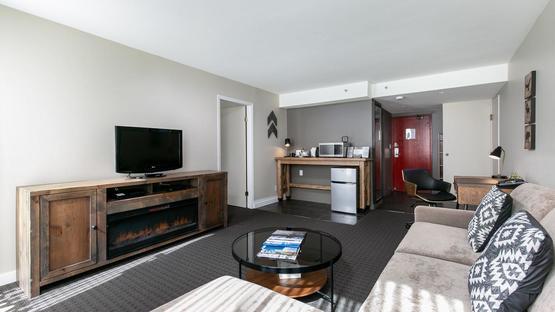 Room 208 at Adara Hotel