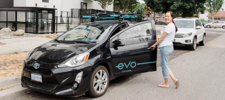 Getting into Evo Black Toyota Prius