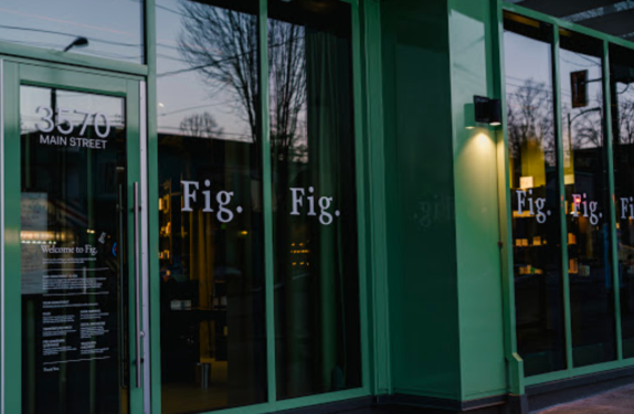 Fig Face Main Street Storefront