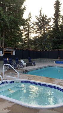 Adara Hotel Whistler Hot Tub and Pool