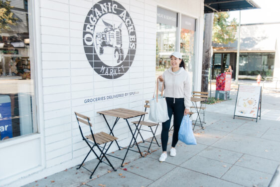 organic acres market vancouver