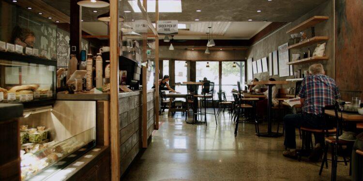 Salt Spring Coffee Cafe on Salt Spring Island